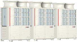 Mitsubishi Electric PUHY-P350YNW-A